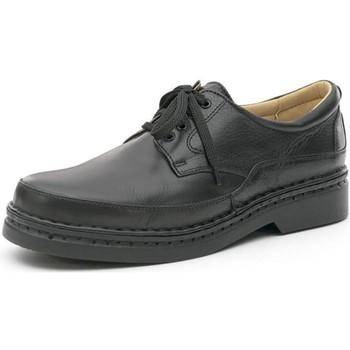 Schuhe Herren Derby-Schuhe Calzamedi Casual Schuheinlagen SCHWARZ