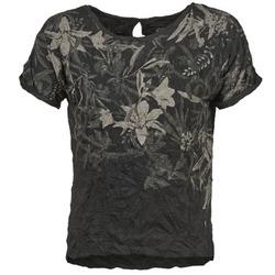 Kleidung Damen T-Shirts Oxbow NIANA Schwarz