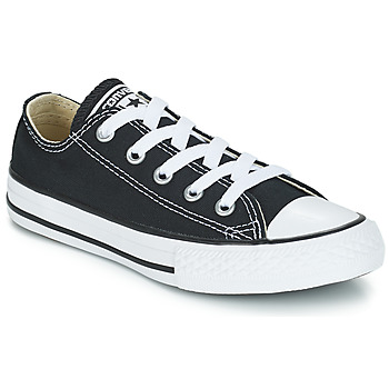 Schuhe Kinder Sneaker Low Converse CHUCK TAYLOR ALL STAR CORE OX Schwarz
