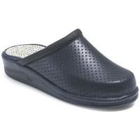 Schuhe Pantoletten / Clogs Calzamedi Bequeme Pass Unisex Clogs MARINE