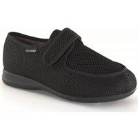 Schuhe Hausschuhe Calzamedi inländischen und postoperative SCHWARZ