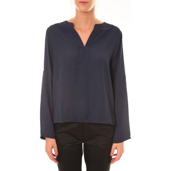 Kleidung Damen Tops / Blusen Dress Code Blouse 1029 marine Blau