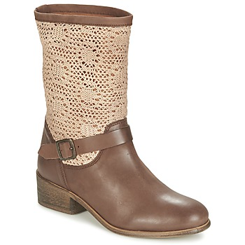 Stiefelletten / Boots Betty London CASTAGNO Braun 350x350