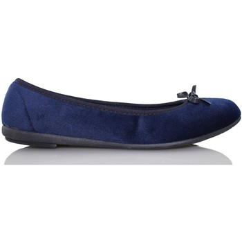 Schuhe Damen Ballerinas Vulladi W K BLAU