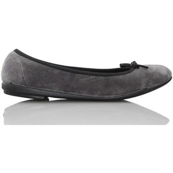 Schuhe Damen Ballerinas Vulladi CASUAL W K GRAU