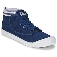 Schuhe Herren Sneaker High Volley HIGH LEAP Navy / Weiss