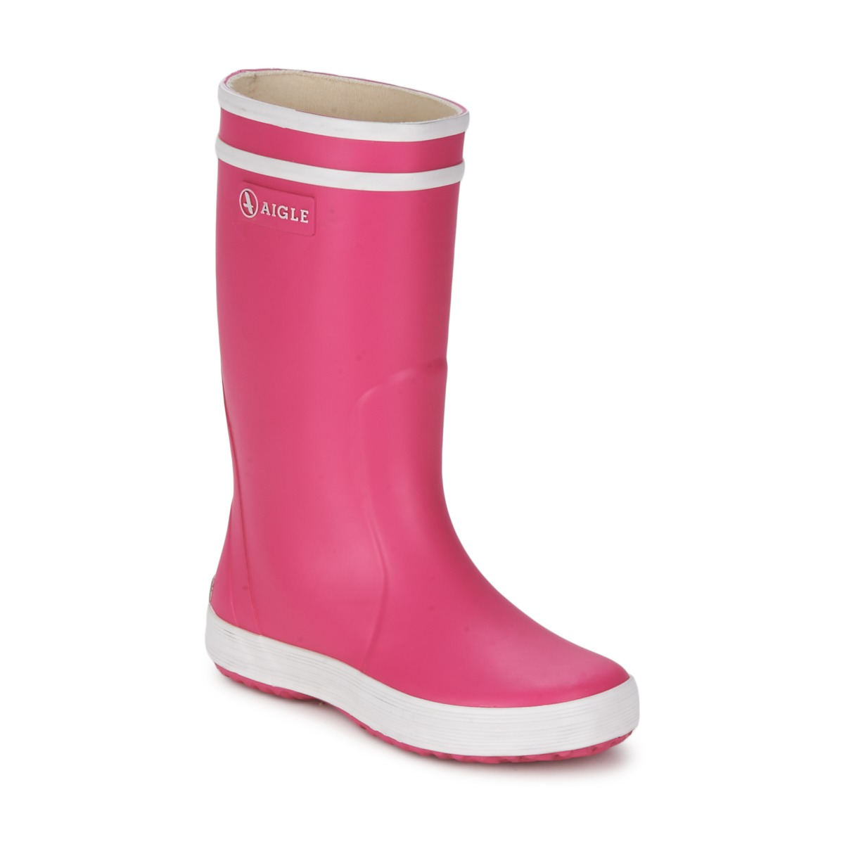 Aigle LOLLY-POP Rose / Weiss
