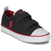 Schuhe Kinder Sneaker Low Polo Ralph Lauren WHEREHAM LOW EZ Blau