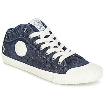 Schuhe Herren Sneaker Low Pepe jeans INDUSTRY DENIM