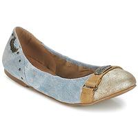 Schuhe Damen Ballerinas Kaporal DORY Blau