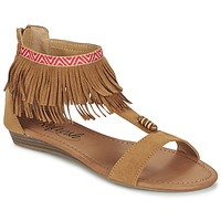 Schuhe Damen Sandalen / Sandaletten Refresh CONNELL Camel
