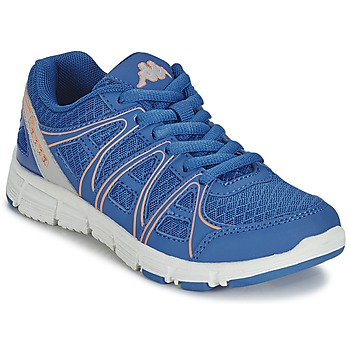Schuhe Mädchen Sneaker Low Kappa ULAKER Blau / Orange