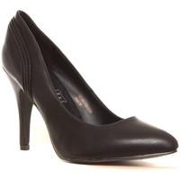 Schuhe Damen Pumps Cassis Côte d'Azur Escarpins Goliath noir Schwarz