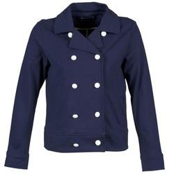 Kleidung Damen Jacken / Blazers Petit Bateau FLORINE Marine