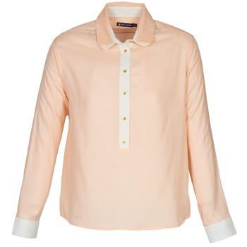 Kleidung Damen Hemden Petit Bateau FILAO Rose