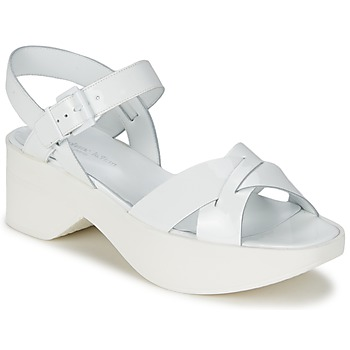Schuhe Damen Sandalen / Sandaletten Stéphane Kelian FLASH 3 Weiss