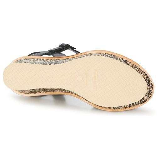 Stéphane Kelian BELLA 7 Schwarz Schuhe Sandalen / Sandaletten Damen 197,50