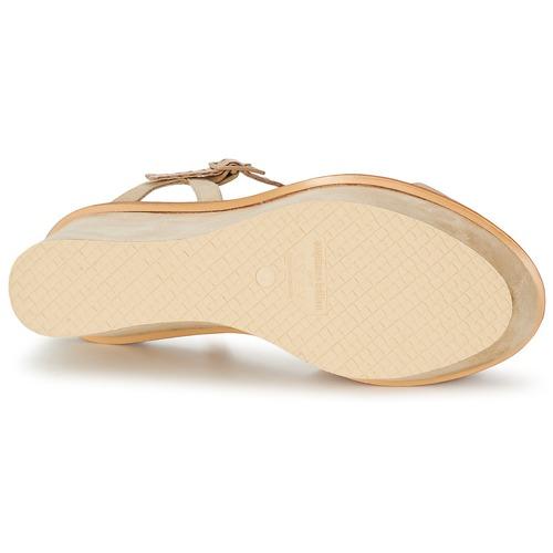 Stéphane Kelian BICHE 1 Beige  Schuhe Sandalen / Sandaletten Damen 340