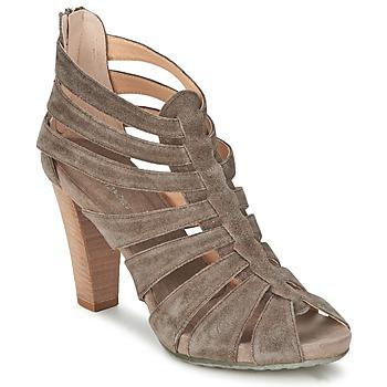 Schuhe Damen Sandalen / Sandaletten Janet Sport RILLAMA Grau