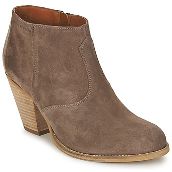 Schuhe Damen Low Boots Marc O'Polo  Braun