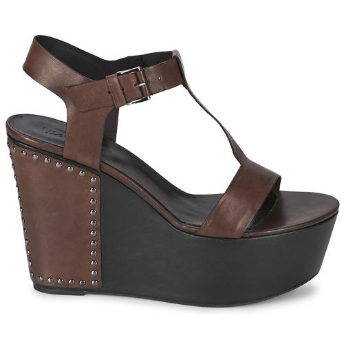 Vic GIBSON Braun  Schuhe 167,30 Sandalen / Sandaletten Damen 167,30 Schuhe be3294