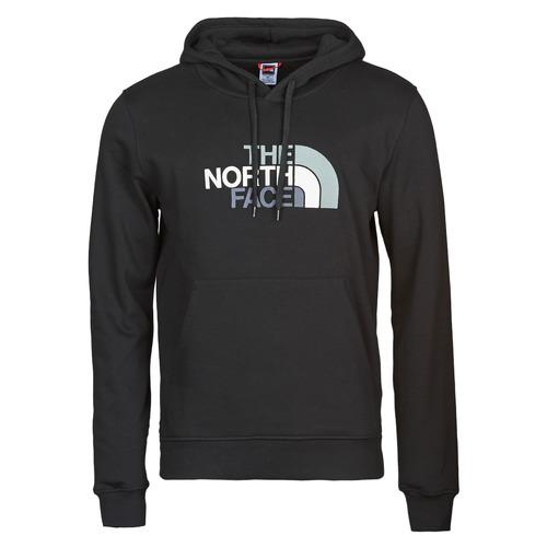 Kleidung Herren Sweatshirts The North Face DREW PEAK PULLOVER HOODIE Schwarz