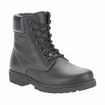 Schuhe Herren Boots Panama Jack BASICAS Schwarz
