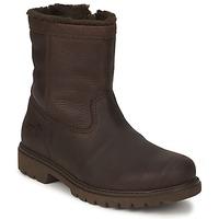 Schuhe Herren Boots Panama Jack FORRO PELO Braun
