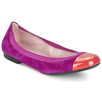 Schuhe Damen Ballerinas Pretty Ballerinas HONEY Violett