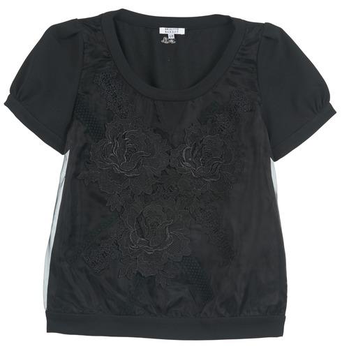 Kleidung Damen Tops / Blusen Brigitte Bardot BB44160 Schwarz