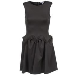 Kleidung Damen Kurze Kleider Brigitte Bardot BB44204 Schwarz