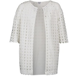 Kleidung Damen Mäntel Brigitte Bardot BB44197 Weiss