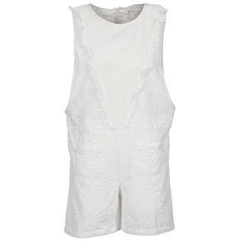 Kleidung Damen Overalls / Latzhosen Brigitte Bardot BB44084 Weiss