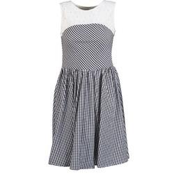 Kleidung Damen Kurze Kleider Brigitte Bardot BB44021 Schwarz