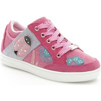 Schuhe Kinder Sneaker Low Lelli Kelly 6120 Sneaker Kind Violett