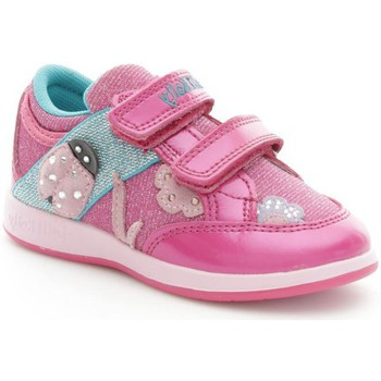 Schuhe Kinder Sneaker Low Lelli Kelly 6100 Sneaker Kind Violett