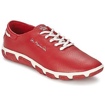 Schuhe Damen Sneaker Low TBS JAZARU Rot