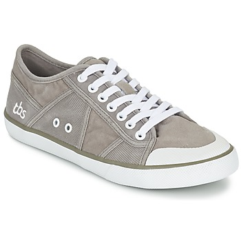 Schuhe Damen Sneaker Low TBS VIOLAY Zement