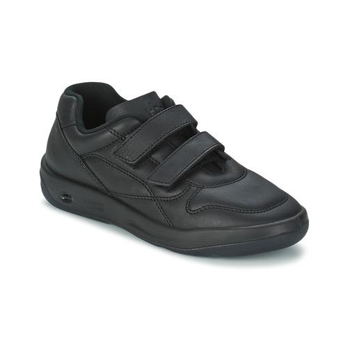 Schuhe Herren Sneaker Low TBS ARCHER Schwarz