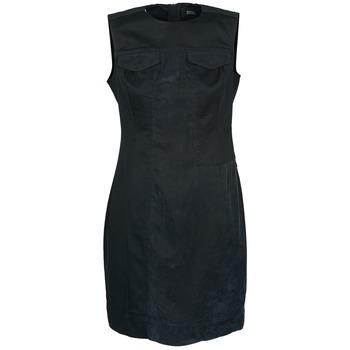 Kleidung Damen Kurze Kleider Diesel D-SIRY Schwarz
