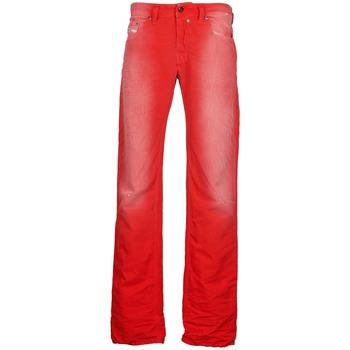 Kleidung Herren Straight Leg Jeans Diesel SAFADO Rot