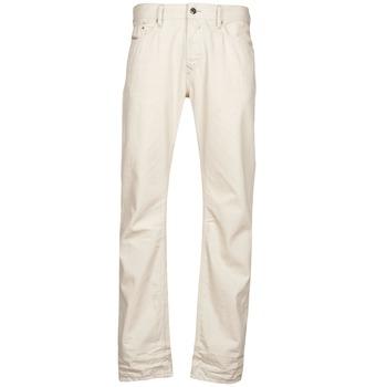 Kleidung Herren Straight Leg Jeans Diesel WAYKEE Weiss