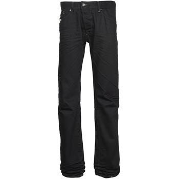 Kleidung Herren Straight Leg Jeans Diesel DARRON Schwarz