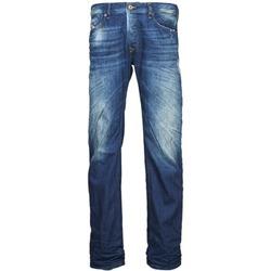 Kleidung Herren Straight Leg Jeans Diesel WAYKEE Blau