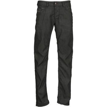 Kleidung Herren Slim Fit Jeans Diesel BELTHER Schwarz