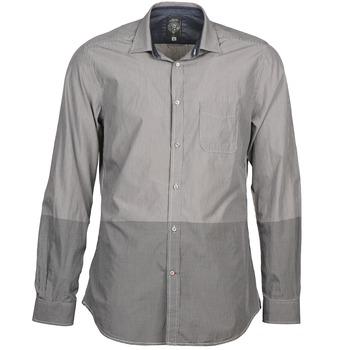 Kleidung Herren Langärmelige Hemden Diesel SAUSAN Grau