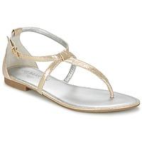 Schuhe Damen Sandalen / Sandaletten JB Martin FAKIRI Platin