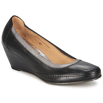 Schuhe Damen Pumps Myma IMMAL Schwarz