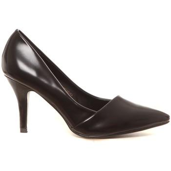 Schuhe Damen Pumps Cassis Côte d'Azur Escarpins Gelica noir Schwarz