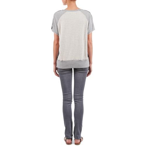 Religion B114hrw02 Grau - Kostenloser Versand Kleidung T-shirts Damen 90
